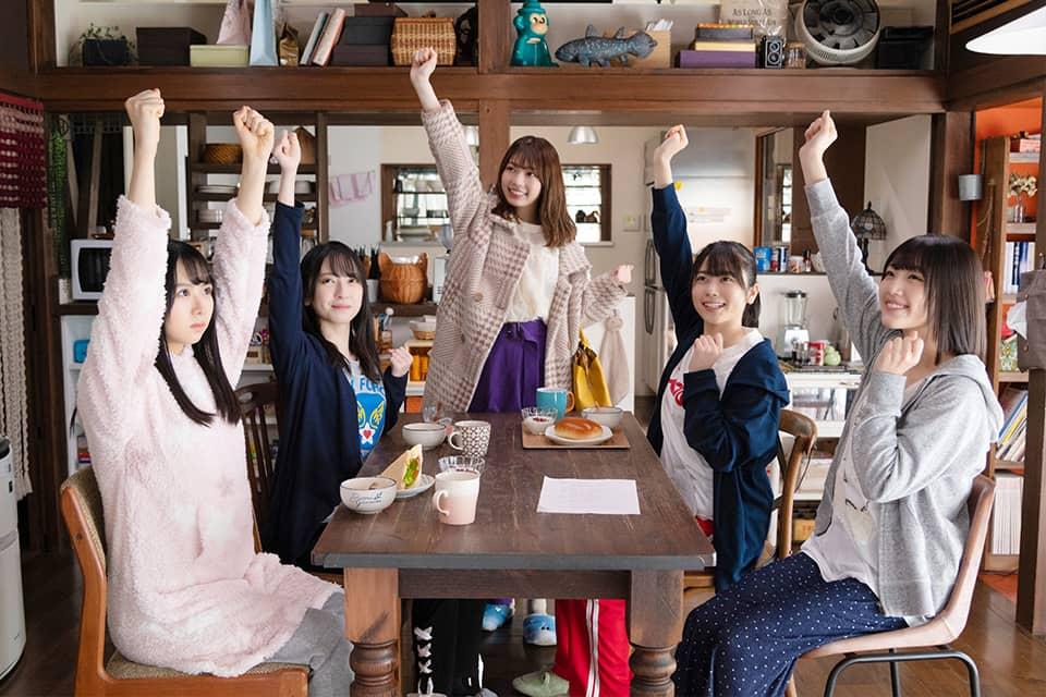 日向坂46主演 声優青春ドラマ「声春っ!」第5話:諦めが肝心