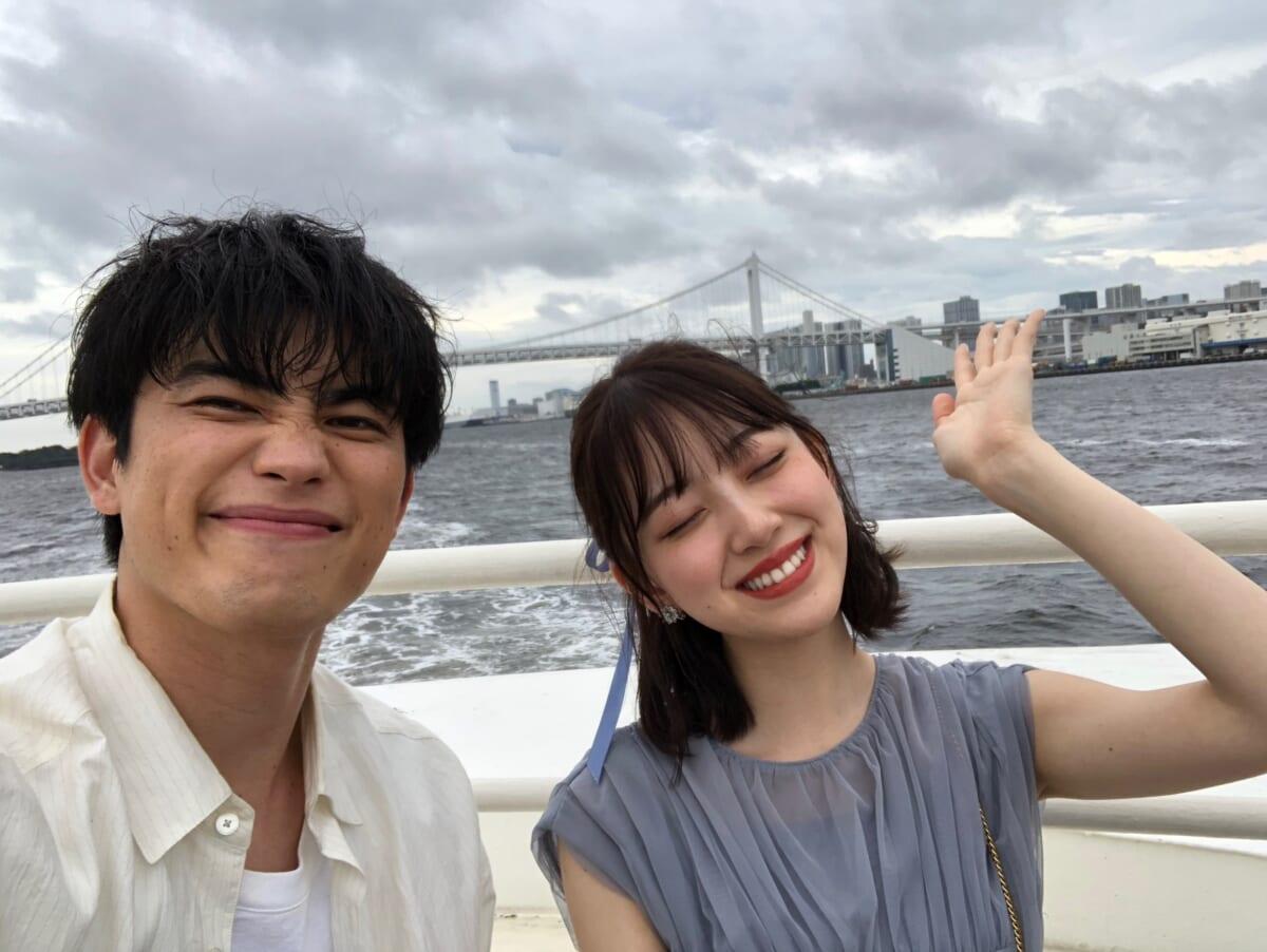 堀未央奈がサンバリュ「チョイス君と地雷ちゃん」に出演!新感覚恋愛ドキュメント!
