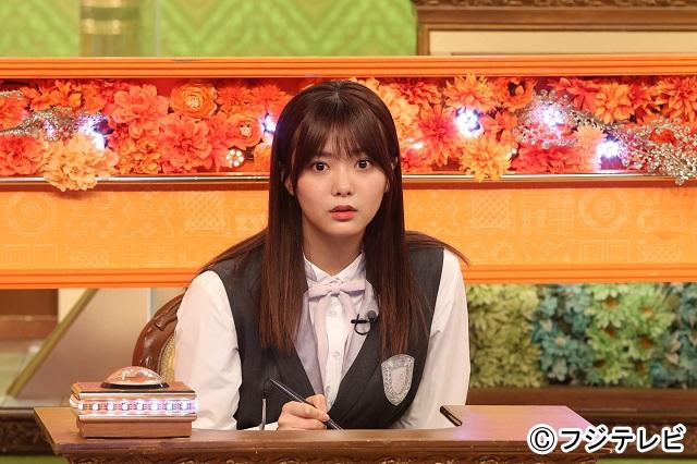櫻坂46 田村保乃が「今夜はナゾトレ」にゲスト出演!