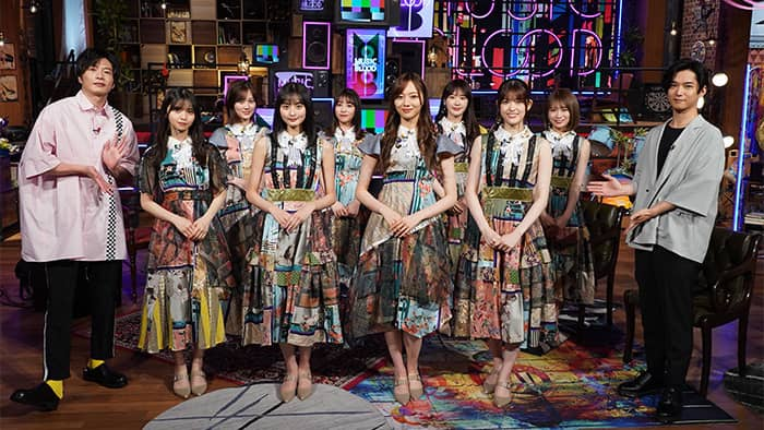 乃木坂46が「MUSIC BLOOD」に出演!歴代衣装が乱舞…思い出名曲決意のカバー