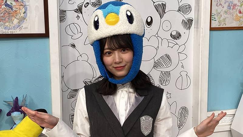 櫻坂46 森田ひかるが「ポケモンの家あつまる?」にゲスト出演!【2021.7.18 8:00〜 テレビ東京】