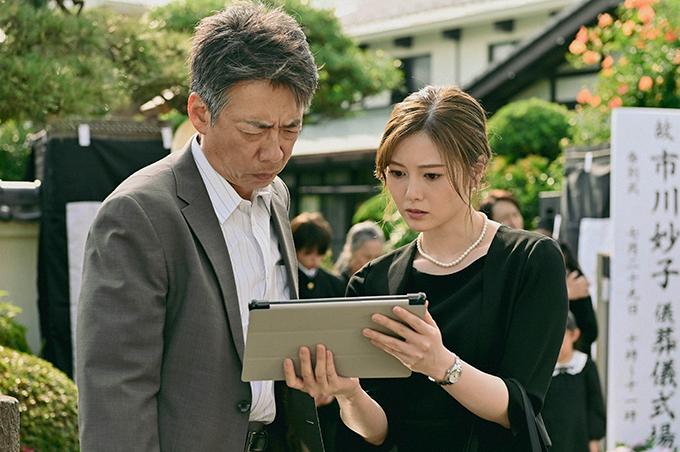 白石麻衣出演、金曜ナイトドラマ「漂着者」第2話【2021.7.30 23:15〜 テレビ朝日】