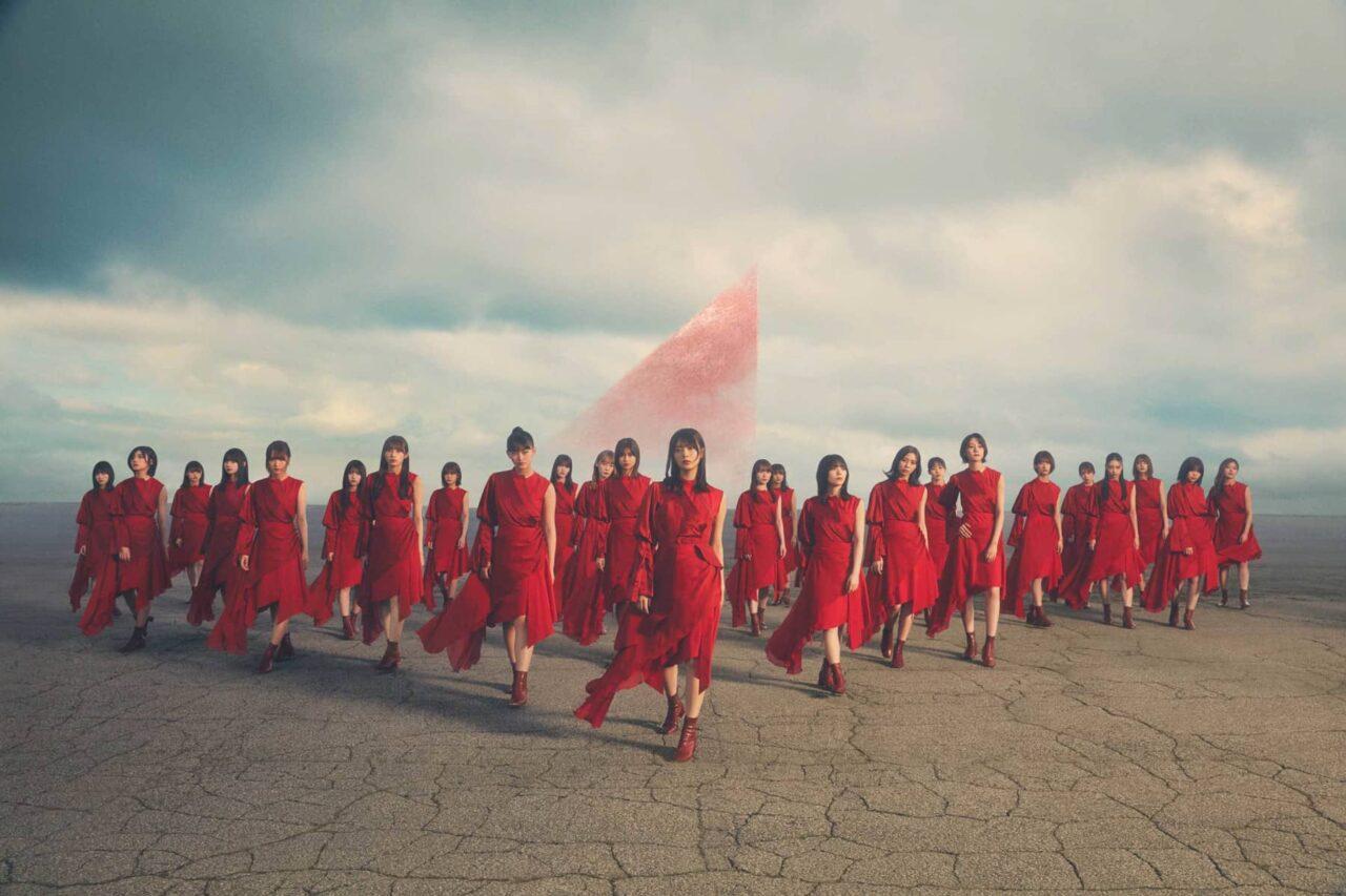 櫻坂46 3rdシングル「流れ弾」最新アーティスト写真解禁!