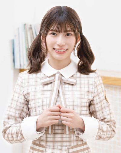 日向坂46 東村芽依、23歳の誕生日