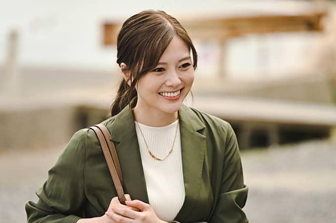 白石麻衣出演、金曜ナイトドラマ「漂着者」第6話【2021.9.3 23:20〜 テレビ朝日】