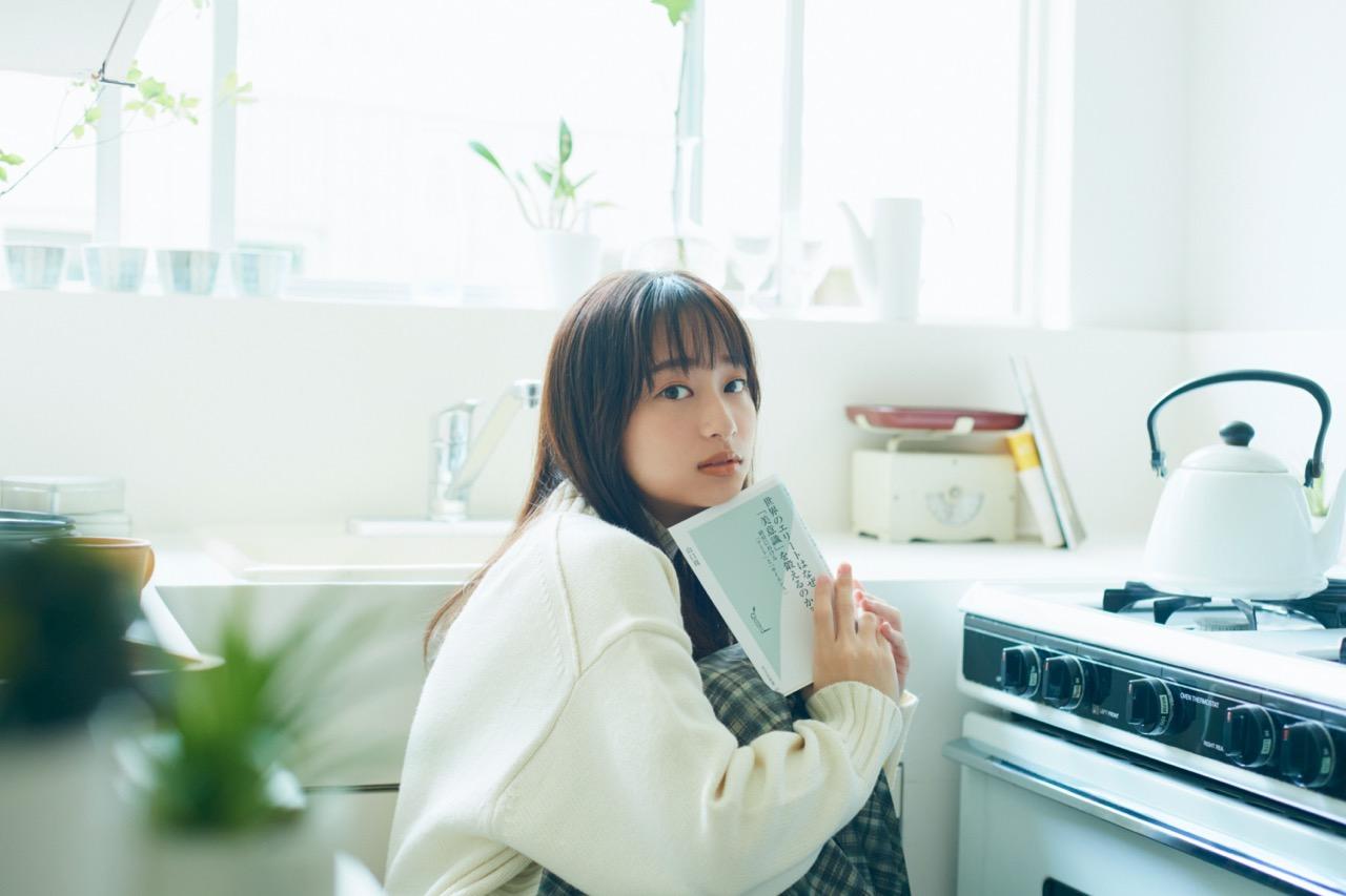 日向坂46 影山優佳、光文社新書創刊20周年フェア「アランちゃんの成人式」のフェアキャラクターに就任!