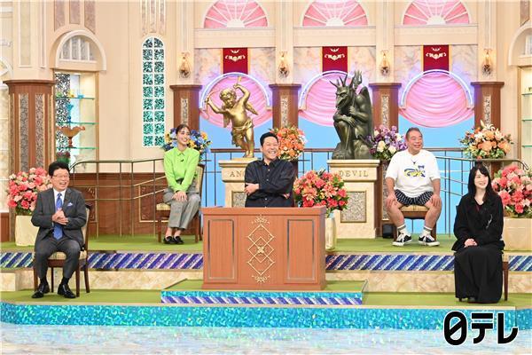 生駒里奈が「日テレ系人気番組 秋のコラボSP」にゲスト出演!【2021.10.3 19:00〜 日本テレビ】