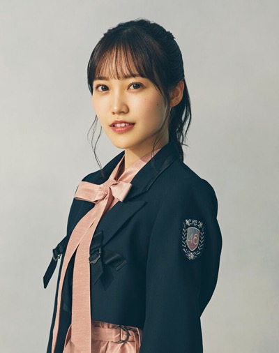 櫻坂46 松田里奈が「THE TIME,」に出演!【2021.10.7 5:20〜 TBS】